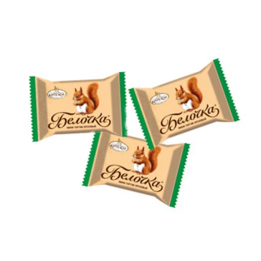 Belotcka mini with peanuts 38g