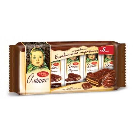 Alionka chocolate in glaze 200g