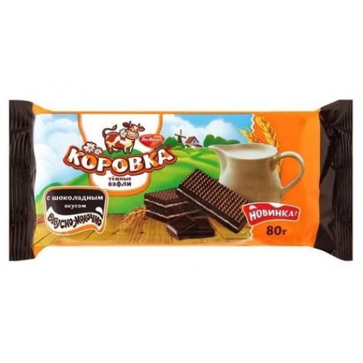 Korovka chocolate 80g