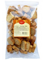 Bread rusk with poppy seeds 200g
