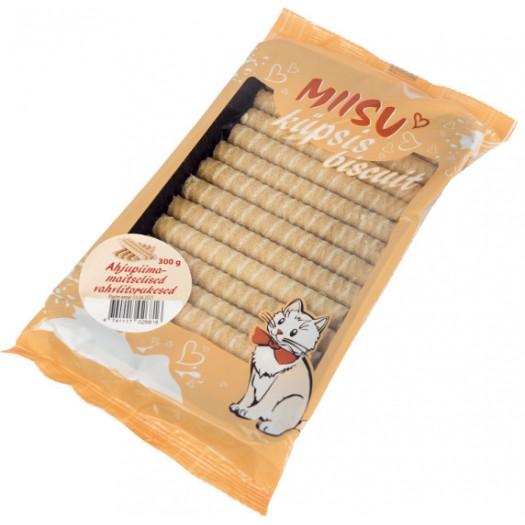 Wafers Miisu baked milk 300g