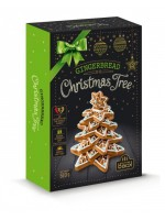 №26 Selection of gingerbreads Christmas Tree 510g