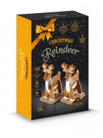 №23 Selection of gingerbreads Christmas Reindeer 750g