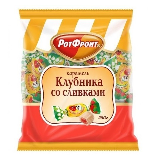 Klubnika so slivkami 250g