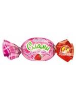 Caramel Slami with strawberry-cream 1kg