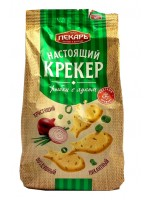 Cracker Rõbki with onion 220g
