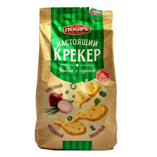 Cracker Rõbki with onion 220g