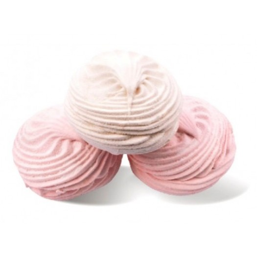 Zephyr white-pink 1,5kg
