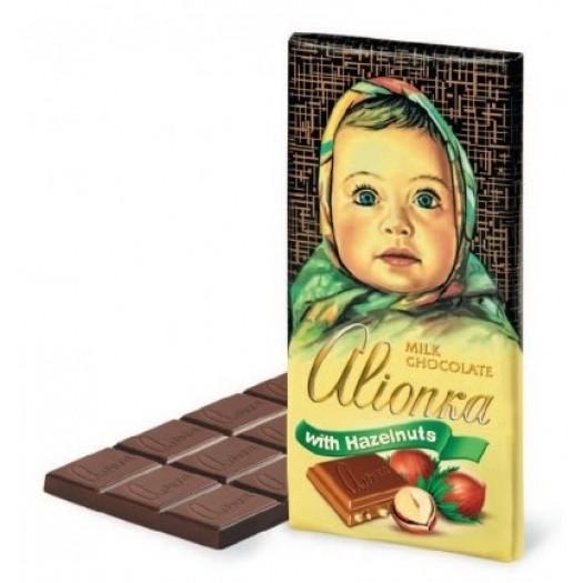 Alionka with hazelnuts 90g