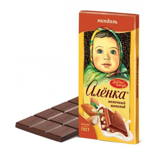 Alionka with almond 90g
